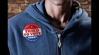Angry Voters Decry Voter Suppression In New York