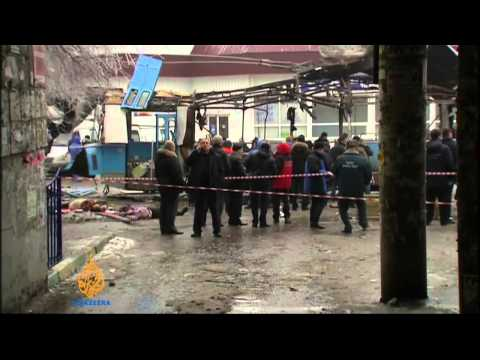 Second deadly blast in Russia's Volgograd