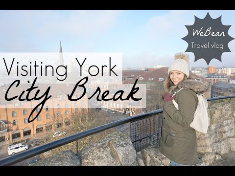 Visiting York // Sightseeing Travel VLOG // Annie Bean