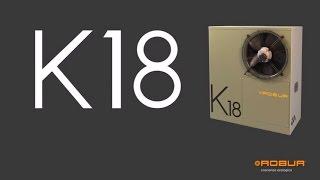 ROBUR K18: cos'è, cosa fa, i vantaggi, le applicazioni