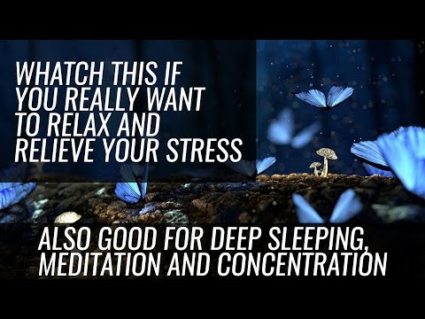 Emotional Relaxing Music For Stress Relief And Deep sleeping - Healing Music Therapy and Meditation