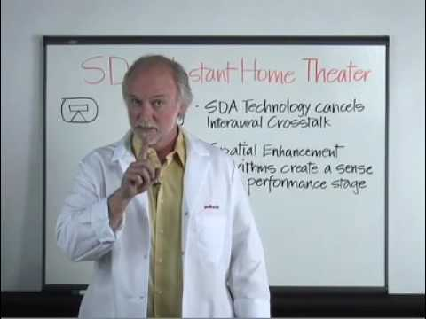 Instant Home Theater SDA Technology