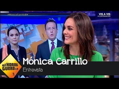 Mónica Carrillo comenta la actualidad política con Pablo Motos- El Hormiguero 3.0
