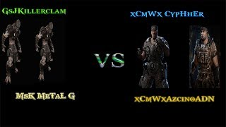 Gambar cover 2 vs 2 amistoso ayudando a MeTaL Gg