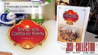 DVD - O Teatro dos Contos de Fada Coleção Completa - Faerie Tale Theatre