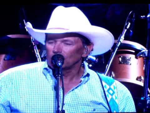 George Strait - The Chair (live at Dallas Cowboys Stadium 6/6/09)