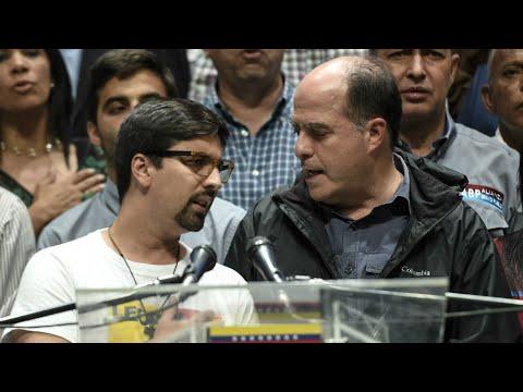 Venezuela : l'opposition anti-Maduro appelle à une grève générale de 24 heures