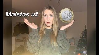 Ar įmanoma pavalgyti už 1€ ?
