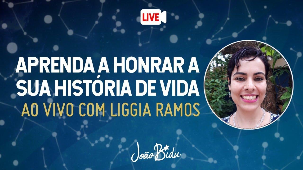 Live com Liggia Ramos