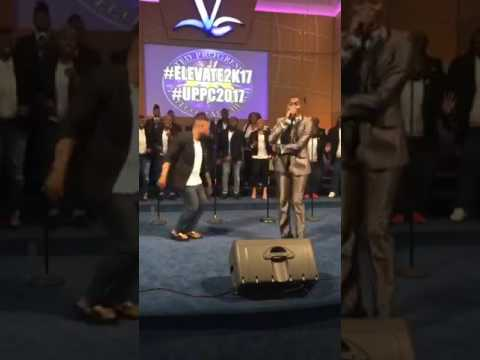 God Did It Again (Mitchell Johnson) - UPPC Convocation Choir and Pastor Marquis Hairston Sr