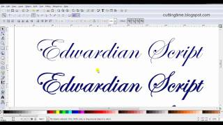 Making a font thicker.mp4