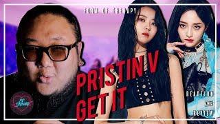 "Baixar Producer Reacts to PRISTIN V ""Get It"""