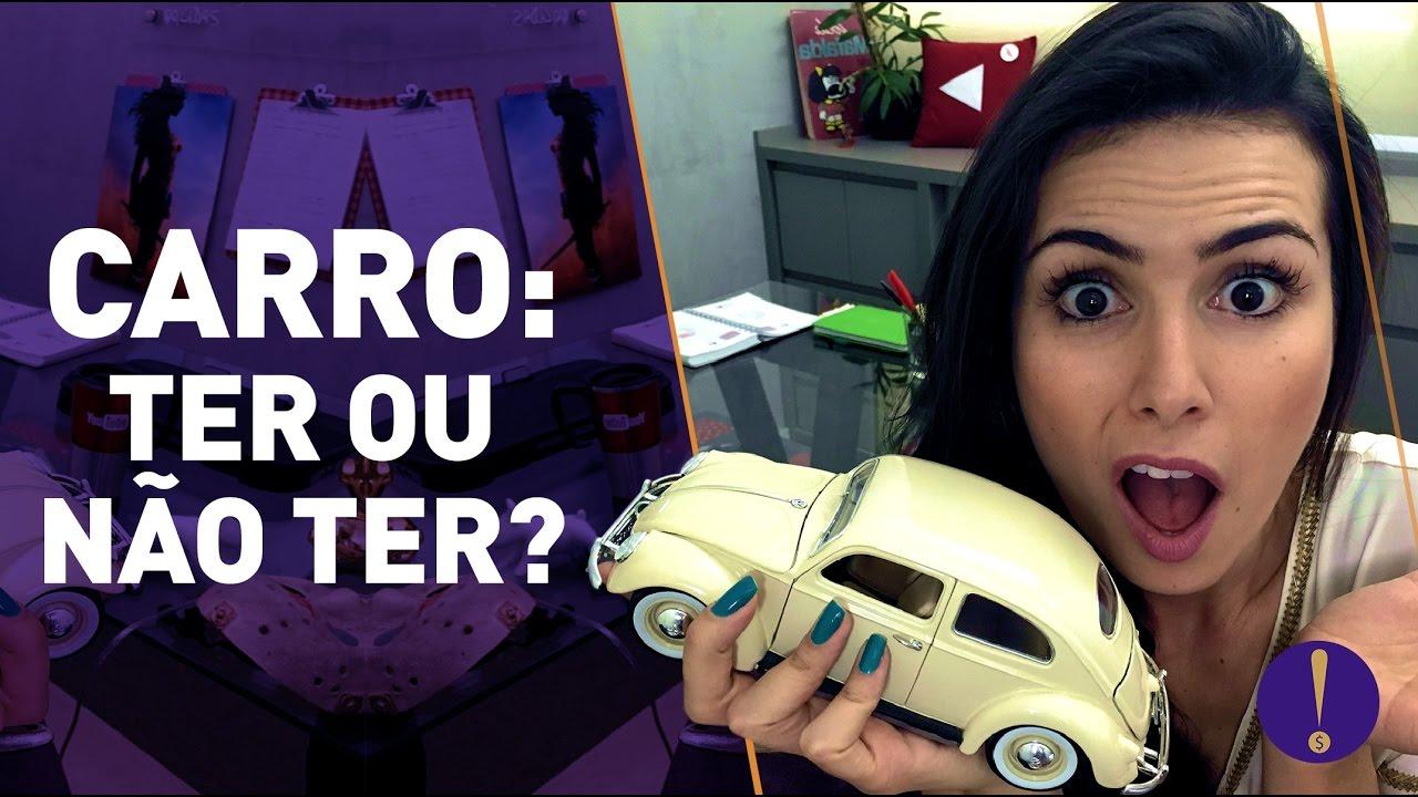 CARRO OU UBER: Ter ou não ter?   A conta que você precisa!