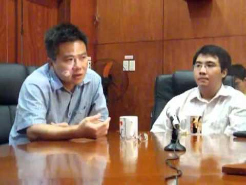 Tro Chuyen Cung Ngo Bao Chau ve toan hoc