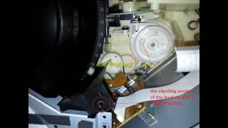 replace the lens on Sony CDP CX355 300 CD changer