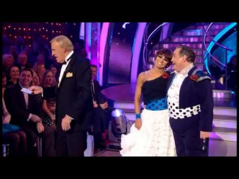 Russell Grant and Flavia Cacace - Paso Doble
