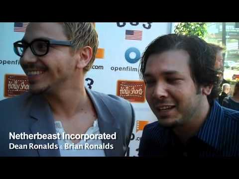 Ronalds Brothers at HollyShorts Film Festival 2010