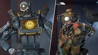 grandpa playing apex legends with subs and friends - come and join us