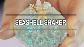 SeaShell Shaker - Items from Sophie & Toffee - WATCH ME MAKE