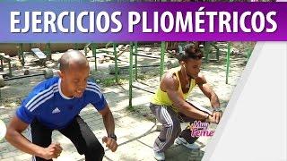 Ejercicios Pliométricos para Aumentar la Fuerza y la Potencia / Cosmovision