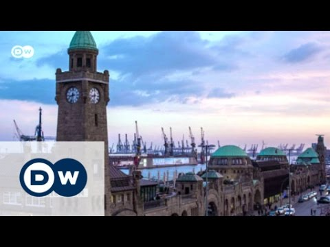 Hamburg's loveliest waterside spots | Check-in
