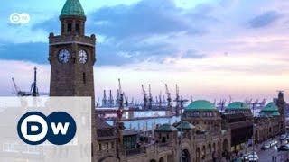 Hamburg's loveliest waterside spots   Check-in