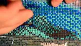 видео Алмазная мозаика — прекрасный и недорогой подарок своими руками