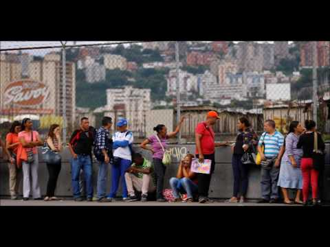 Venezuela Officially Stopped Life Venezuelan Economic Collapse 2017