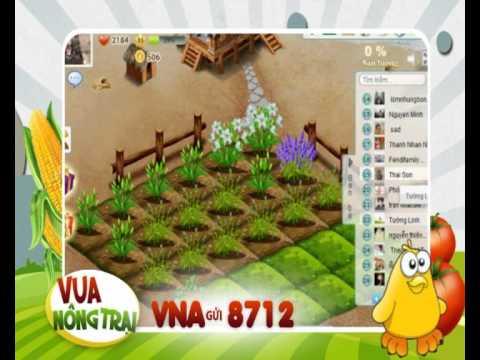Game Mobile- Vua Nong Trai