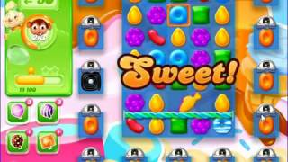 Candy Crush Saga Jelly Level 244