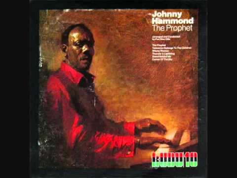 "Johnny Hammond- ""The Prophet"""