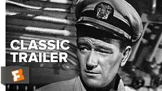 Operation Pacific (1951) Official Trailer - John Wayne, Patricia Neal Movie HD