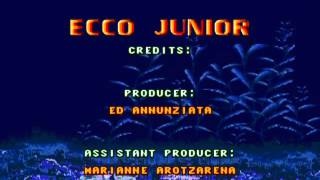 Ecco Jr. Playthrough 8/8 (Ending)