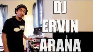 QuickMix, Tutorial, and Interview with Dj Ervin Arana | Sesh TV | STRIFE TV