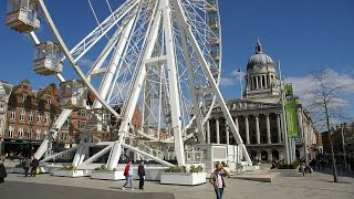 Places to see in ( Nottingham - UK )