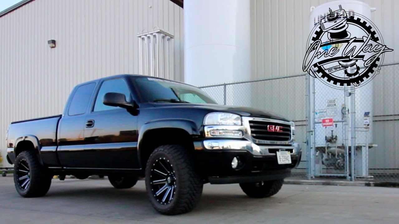 2006 gmc sierra nice and simple can go a long way [ 1280 x 720 Pixel ]