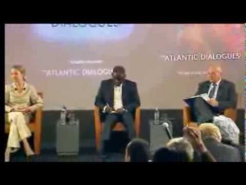 Atlantic Dialogues 2013: Regional Stability in Africa