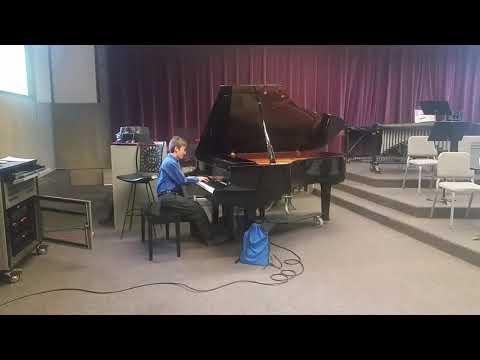 Nebraska Rising Stars Concert warmup