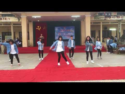 Power - 16 shots - boom boom - Young gods (CLB Dance THPT Hàn Thuyên)