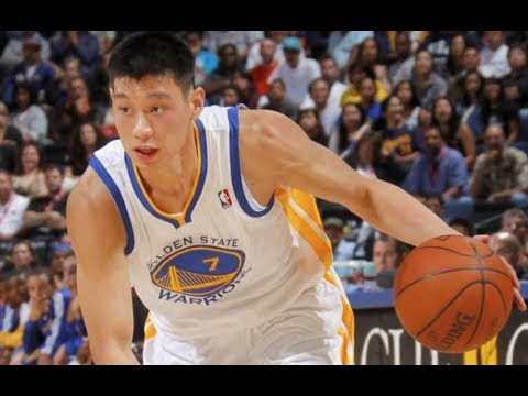detailed look 5ed56 d4a1c Jeremy Lin's First NBA Game!