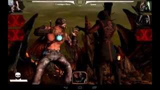 Взлом игры Mortal Kombat X  (freedom, Gamekiller)