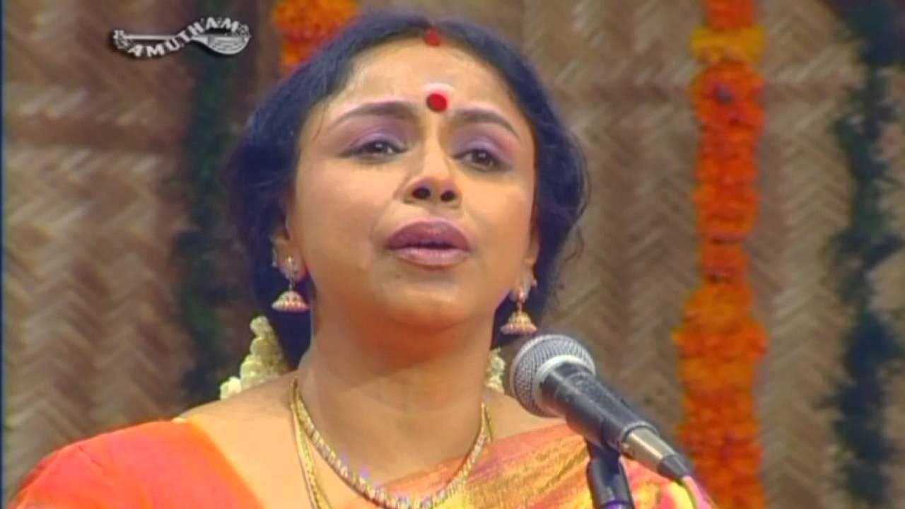 Thillana - Sudha Madhuri - Sudha Ragunathan