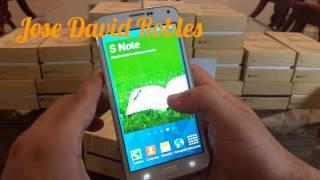Galaxy S5 Replica Exacta