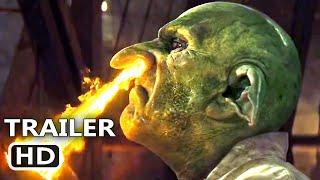 ARTEMIS FOWL Official Trailer (NEW, 2020) Disney Movie HD