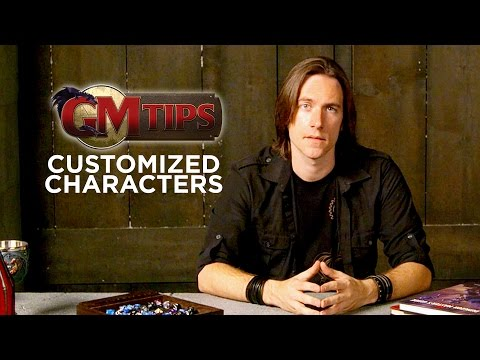 Setting Up Your Gamemaster's Screen! (GM Tips w/ Matt Mercer