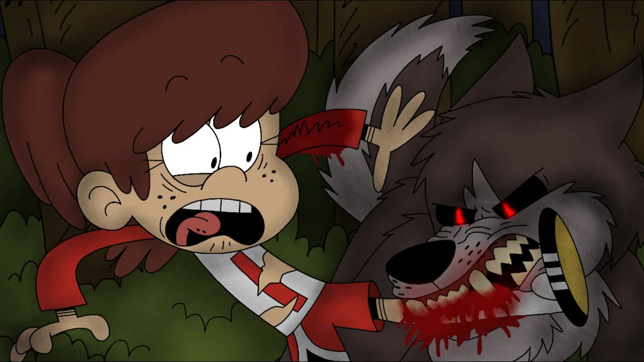"""Download Lynn Gets Ambushed by a Wolf! """"Loud House"""" [Animation] Part 1"""
