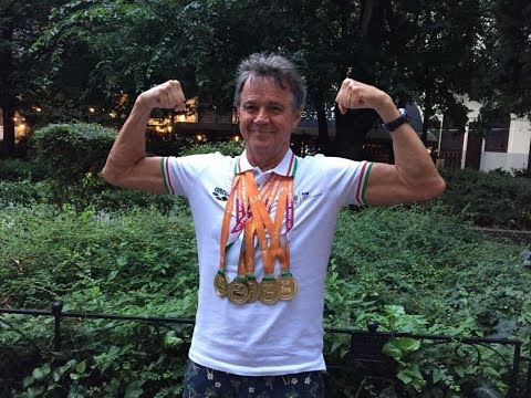 FINA World Masters Championships 2017 - Budapest - Josef Kocsi - Austria