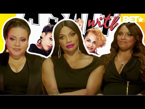 Iconic Group Salt-N-Pepa & Spinderella Recount Their Rise To Fame