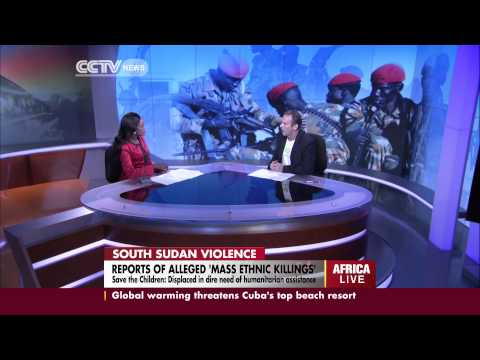 An interview with Francis Lacasse on South Sudan clashes