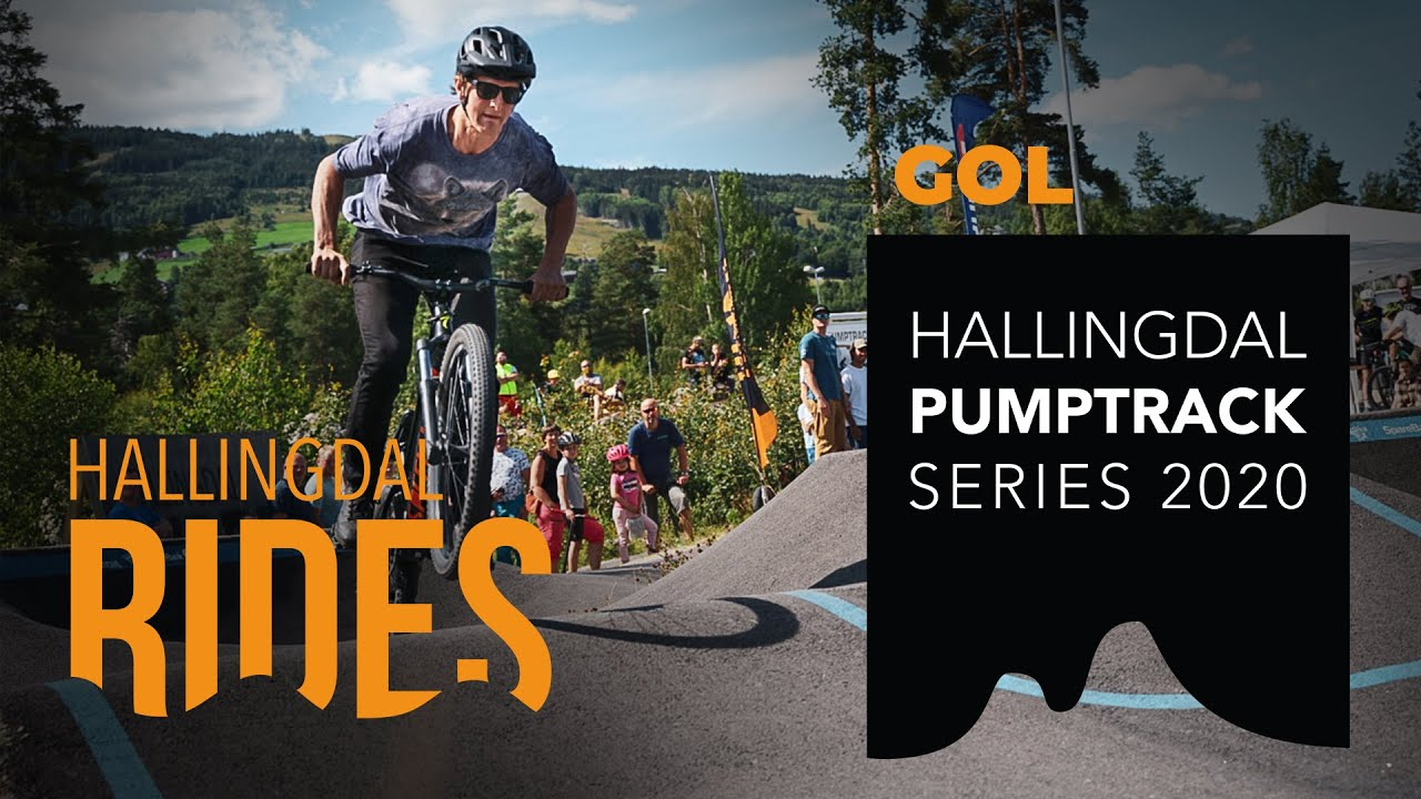 Hallingdal Pumptrackseries 2020 - Runde 2: Gol